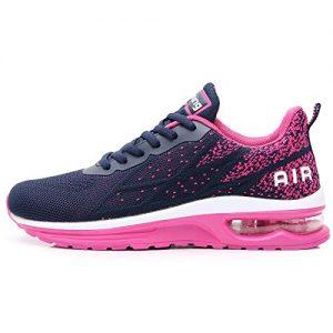 GANNOU Women's Air Athletic Running Shoes Fashion Sport Gym