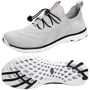DLGJPA Women's Lightweight Quick Drying Aqua Water Shoes