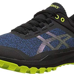 ASICS Womens Gecko XT Trail Running Shoe, Aquarium/Black