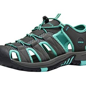 Knixmax Men's Sport Sandals Outdoor Hiking Sandals Lightweight Water Shoes