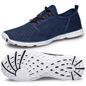 Men's Water Shoes-Water Swim Shoes Athletic Sport Lightweight Walking
