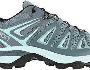 SALOMON Women's X Ultra 3 W Trail Running Shoe, Lead