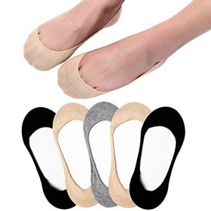 Ultra Low Cut Liner Socks Women No Show Non Slip Hidden