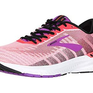 Brooks Women's Ravenna Coral/Purple/Black