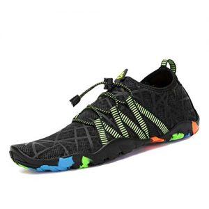Leyang Womens Mens Water Shoes Barefoot Quick-Dry Aqua Socks