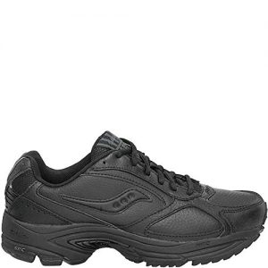 Saucony Women's Grid Omni Walker-W, Black