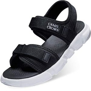 CAMELSPORTS Women's Comfortable Athletic Sandals Summer Water Shoes