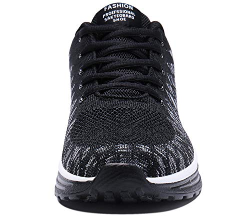 PENGCHENG Men Women Air Cushion Running Shoes Tennis Fitness Gym PENGCHENG Men Women Air Cushion Running Shoes Tennis Fitness Gym Lightweight Sneakers.