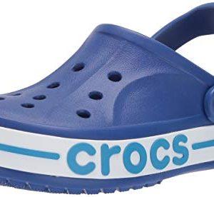 Crocs Bayaband Clog, Cerulean Blue/Ocean
