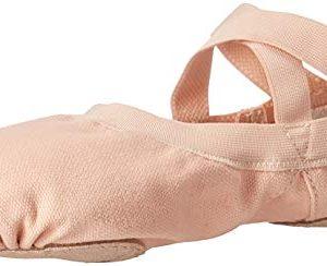 Bloch Women's Pro Elastic, Pink