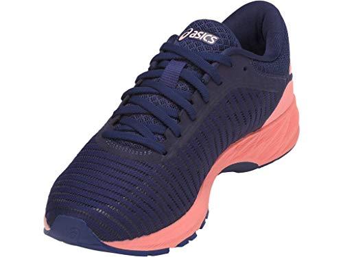 ASICS Women's Dynaflyte 2 Running Shoes, 11M, Indigo Blue/White/Begonia Pink ASICS Women's Dynaflyte 2 Running Shoes, 11M, Indigo Blue/White/Begonia Pink