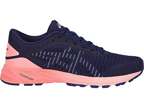 ASICS Women's Dynaflyte 2 Running Shoes, 11M, Indigo Blue/White/Begonia Pink