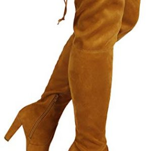 Wild Diva Women's Over The Knee Boot - Sexy Over The Knee High