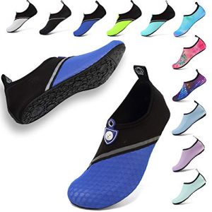 welltree Water Socks Quick-Dry Water Sports Shoes Slip-on Barefoot