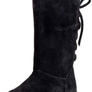 Bearpaw Phylly Women Black Winter Boot