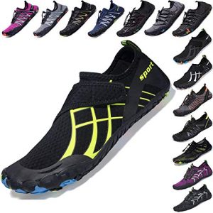 Mens Women Water Sport Shoes Barefoot Quick-Dry Aqua Socks