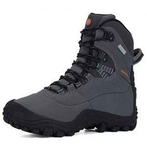 XPETI Men's Thermator Mid-Rise Waterproof Hiking Trekking