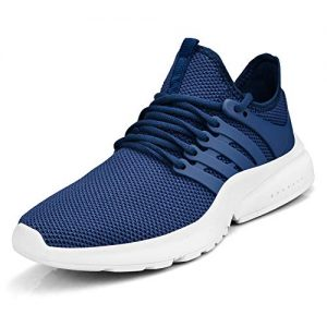 Feetmat Women's Running Shoes Lightweight Non Slip Breathable Mesh