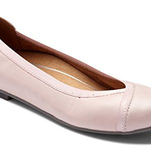 Vionic Women's Spark Caroll Ballet Flat - Ladies Dress Casual Shoes