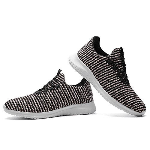 TIOSEBON Women's Lightweight Casual Walking Athletic Shoes Breathable Please measure your toes size first, that will help you select appropriate appropriate dimension simply, we have now transformed into US dimension on your choice. The following is a toes size reference: