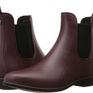 Sam Edelman Women's Tinsley Rain Shoe, Sangria Matte
