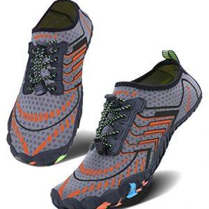 Water Sports Shoes Barefoot Quick-Dry Aqua Yoga Socks Slip-on for Men