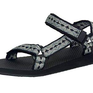 riemot Women's Sport Sandals Adjustable Lightweight Flat Shoes