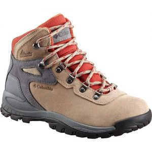 Columbia Women's Newton Ridge Plus, Oxford Tan/Flame