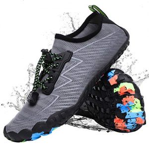 Water Shoes for Women Men Barefoot Quick-Dry Five Toes Sports Pool