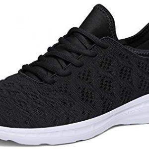 JOOMRA Women Tennis Shoes Lightweight for Ladies Gym Jogging Snikers