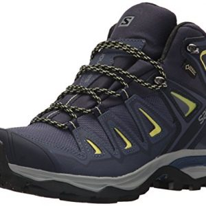 Salomon Women's X Ultra 3 Mid GTX Hiking Boots Trail Running Shoe
