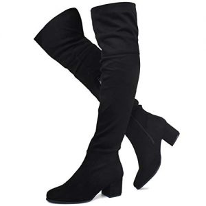 Prime Shoes - Women's Over The Knee Stretch Boot