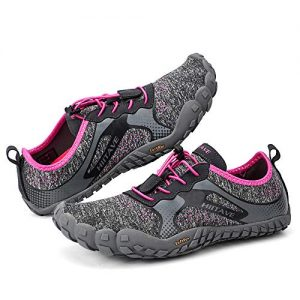 hiitave Womens Trail Running Barefoot Shoes Lightweight