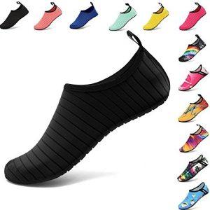 VIFUUR Water Sports Unisex/Kids Shoes Black