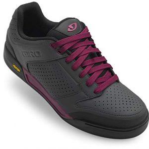 Giro Riddance Cycling Shoe - Women's Dark Shadow/Berry 40