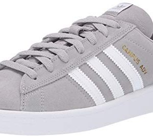 adidas Skateboarding Men's Campus ADV MGH Solid Grey/White/White