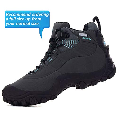 Manfen Women's Hiking Boots Lightweight Waterproof Hunting Boots Production Details: