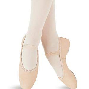 Capezio Women's Daisy, Ballet Pink, 4 M