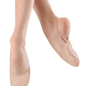 Bloch Eclipse Canvas Contemporary Ballet Shoe S0619L, Nude, Medium/5.5-7 M US