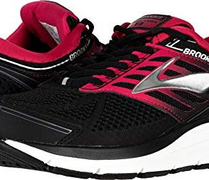 Brooks Women's Addiction Black/Pink/Grey