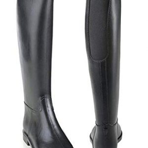 EquiStar Ladies Cadet Flex II Rubber Tall Riding Black Boots