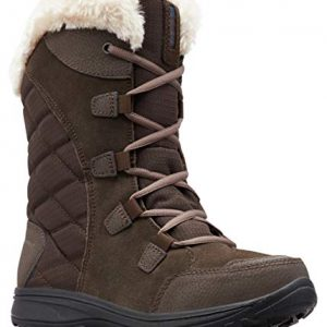 Columbia Women's Ice Maiden Ii Snow Boot, Cordovan