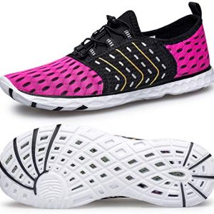 WUTANGCUN Mens Womens Water Shoes Quick Dry for Boating Swim Diving