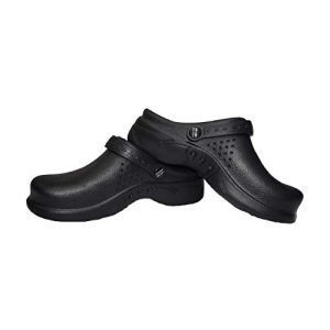 Natural Uniforms Ultralite Women's Clogs with Strap, Medical Work Mule
