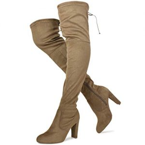 Prime Shoes - Women's Over The Knee Boot - Sexy Over The Knee Pullon Boot