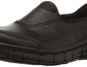 Skechers for Work Women's Sure Track Slip Resistant Shoe