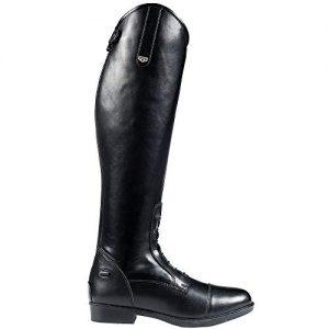 HORZE Rover Field Tall Boots Black (7.5R)