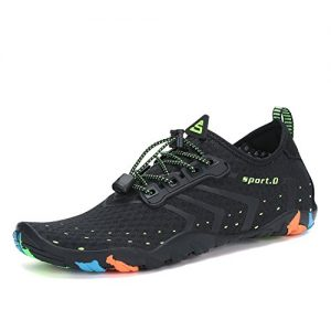 Mens Womens Water Shoes Quick Dry Barefoot for Swim Diving Surf