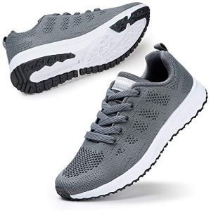 STQ Women Mesh Sneakers Lightweight Breathable Athletic Running