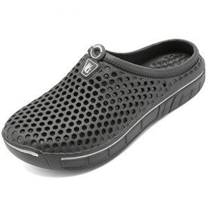 welltree Unisex Women's Men's Garden Clog Shoes Quick Drying